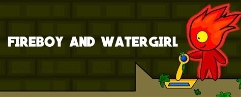 Image result for fireboy and watergirl unblocked games
